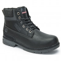 Rhapsody Rooty M Hi-cut Boots (Black)