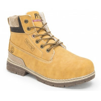 Rhapsody Rooty M Hi-cut Boots (Sudan Brown)
